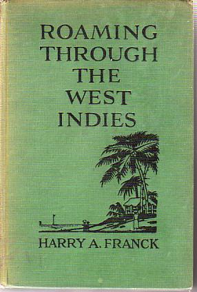 Image for ROAMING THROUGH THE WEST INDIES