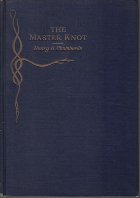 Image for THE MASTER KNOT AND OTHER POEMS