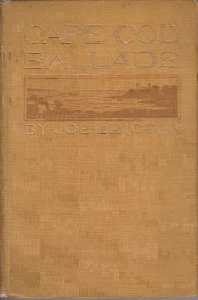 Image for CAPE COD BALLADS AND OTHER VERSE