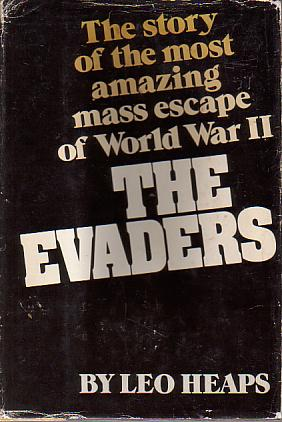 Image for THE EVADERS