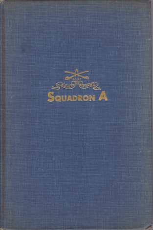 Image for SQUADRON A A History of its First Fifty Years 1889 - 1939