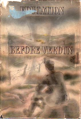 Image for EDUCATION BEFORE VERDUN