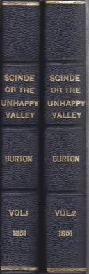SCINDE; OR, THE UNHAPPY VALLEY [TWO VOLUMES]