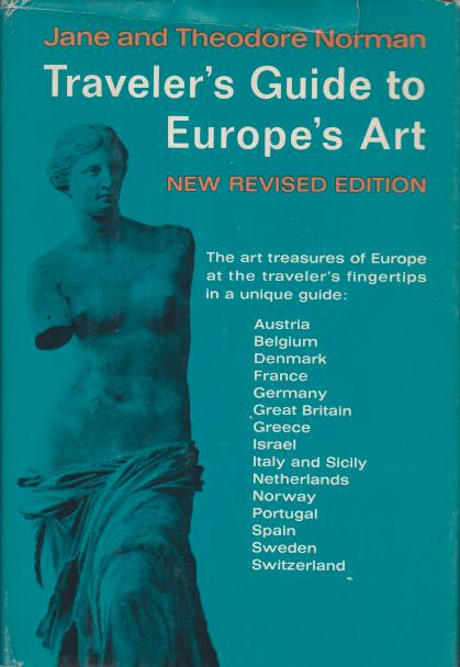 Image for TRAVELER'S GUIDE TO EUROPE'S ART