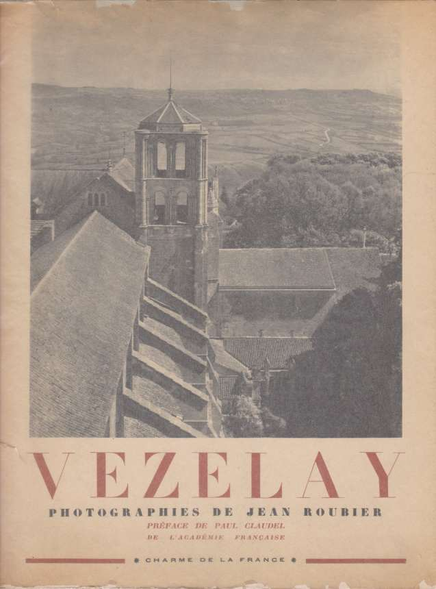 Image for VEZELAY Photographies De Jean Roubier