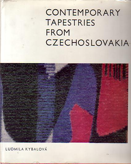 Image for CONTEMPORARY TAPESTRIES FROM CZECHOSLOVAKIA