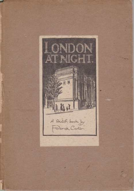 Image for LONDON AT NIGHT A Sketch-Book