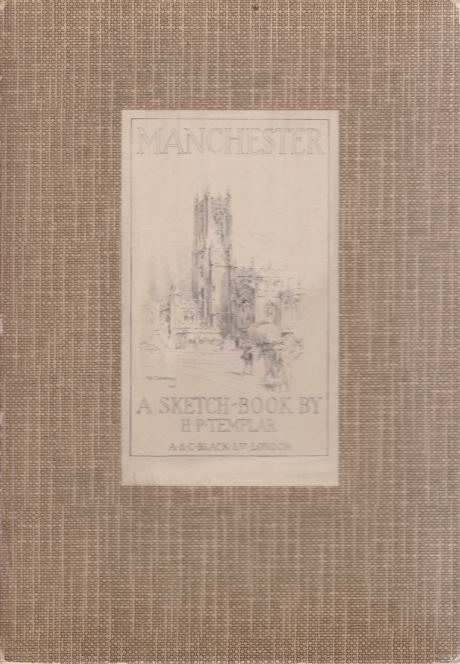 Image for MANCHESTER A Sketch-Book