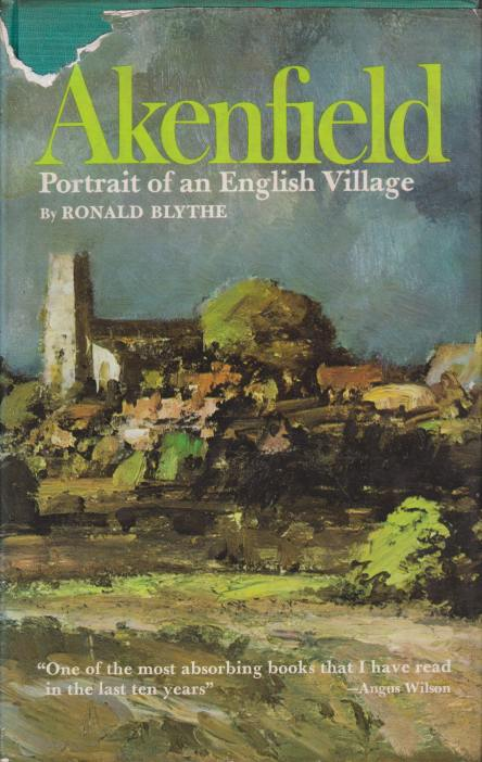 Image for AKENFIELD Portrait of an English Village