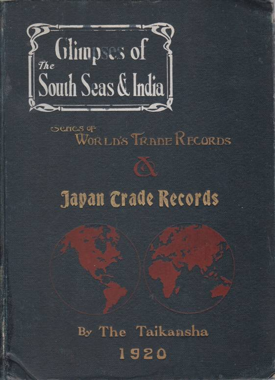 Image for GLIMPSES OF THE SOUTH SEAS & INDIA Japan Trade Records