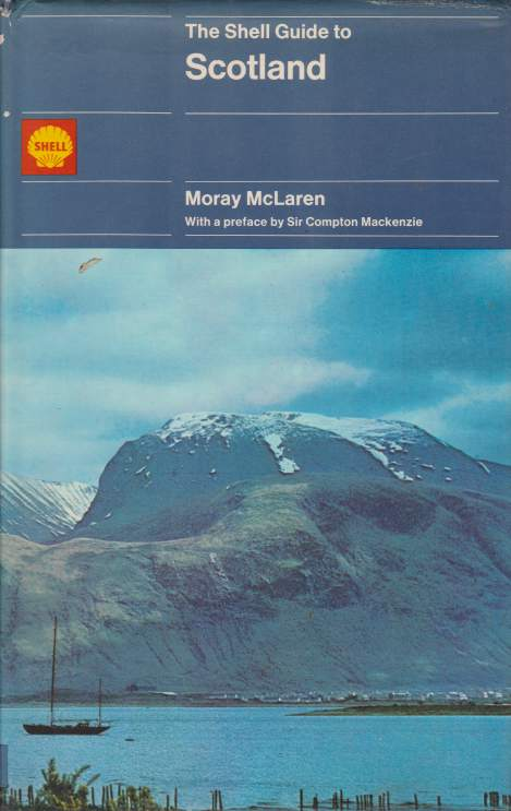 Image for THE SHELL GUIDE TO SCOTLAND