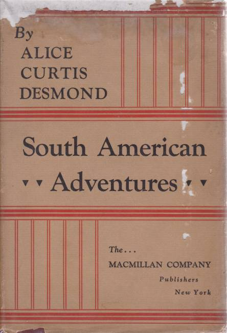 Image for SOUTH AMERICAN ADVENTURES