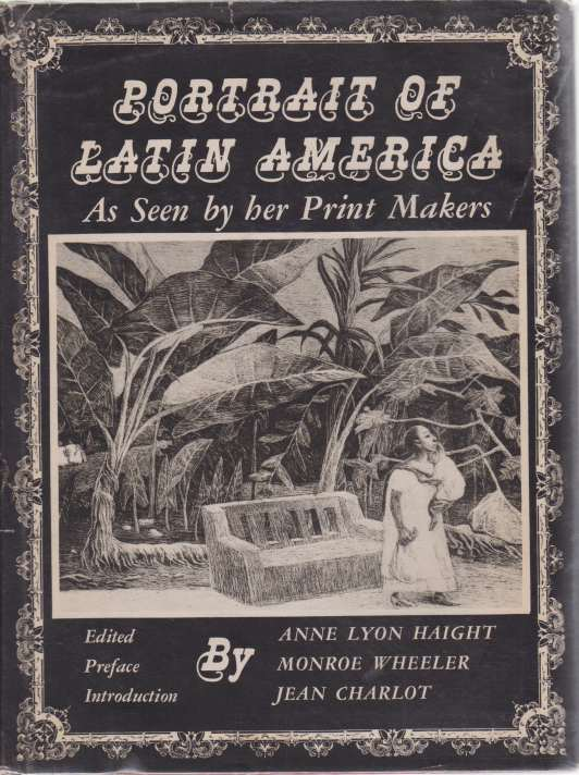 Image for PORTRAIT OF LATIN AMERICA AS SEEN BY HER PRINT MAKERS