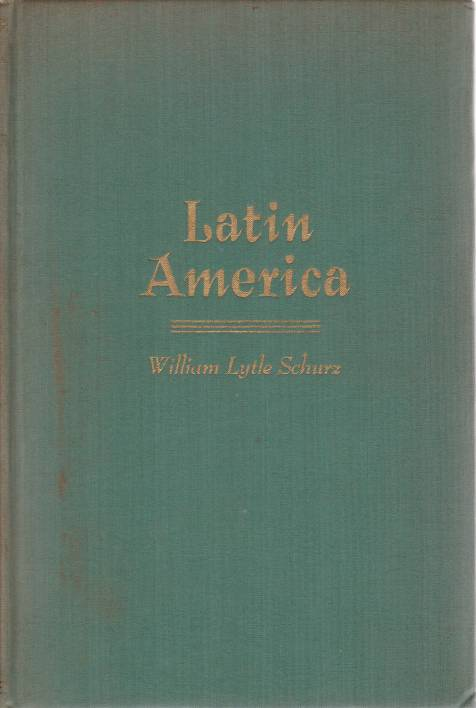 Image for LATIN AMERICA A Descriptive Survey