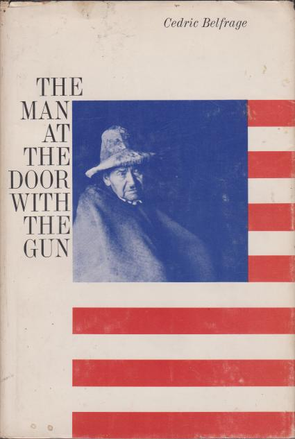 Image for THE MAN AT THE DOOR WITH THE GUN