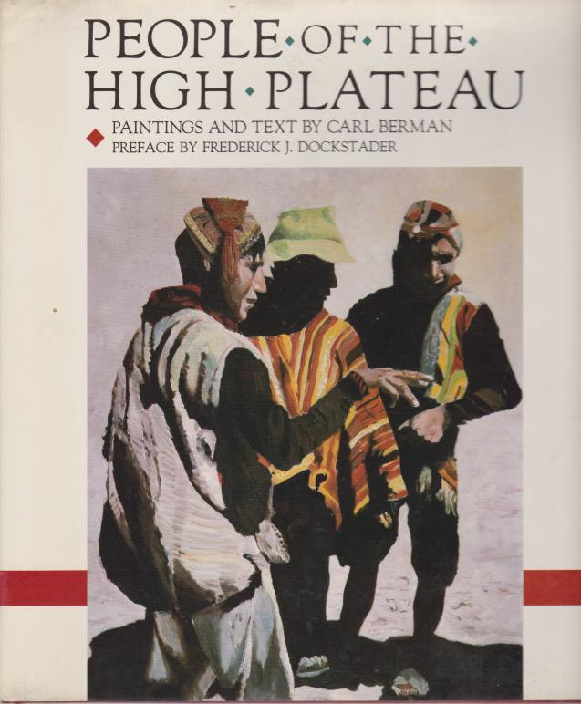 Image for PEOPLE OF THE HIGH PLATEAU
