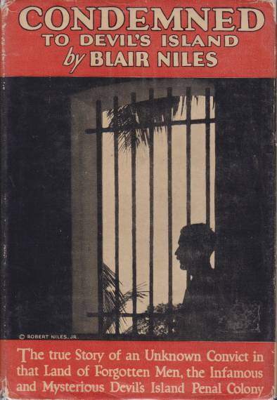 Image for CONDEMNED TO DEVIL'S ISLAND The Biography of an Unknown Convict