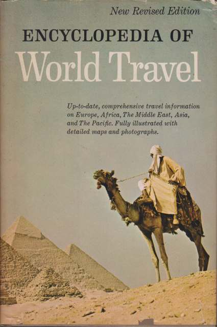 Image for ENCYCLOPEDIA OF WORLD TRAVEL Volume II: Europe, Africa, the Middle East, Asia, the Pacific