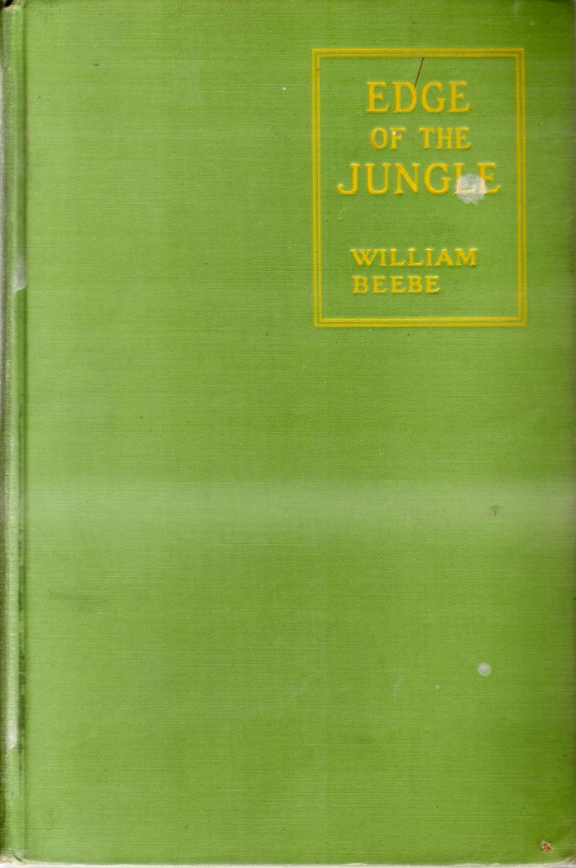 Image for EDGE OF THE JUNGLE