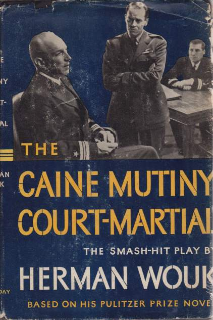 Image for THE CAINE MUTINY COURT-MARTIAL A Play