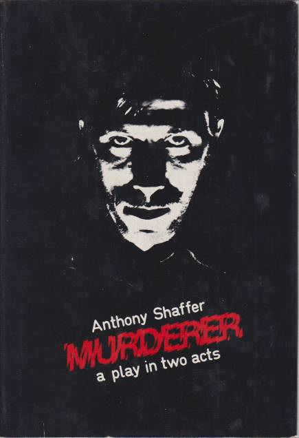 Image for MURDERER A Play in Two Acts