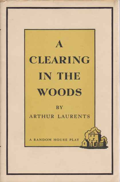 Image for A CLEARING IN THE WOODS A Play