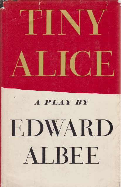 Image for TINY ALICE A Play