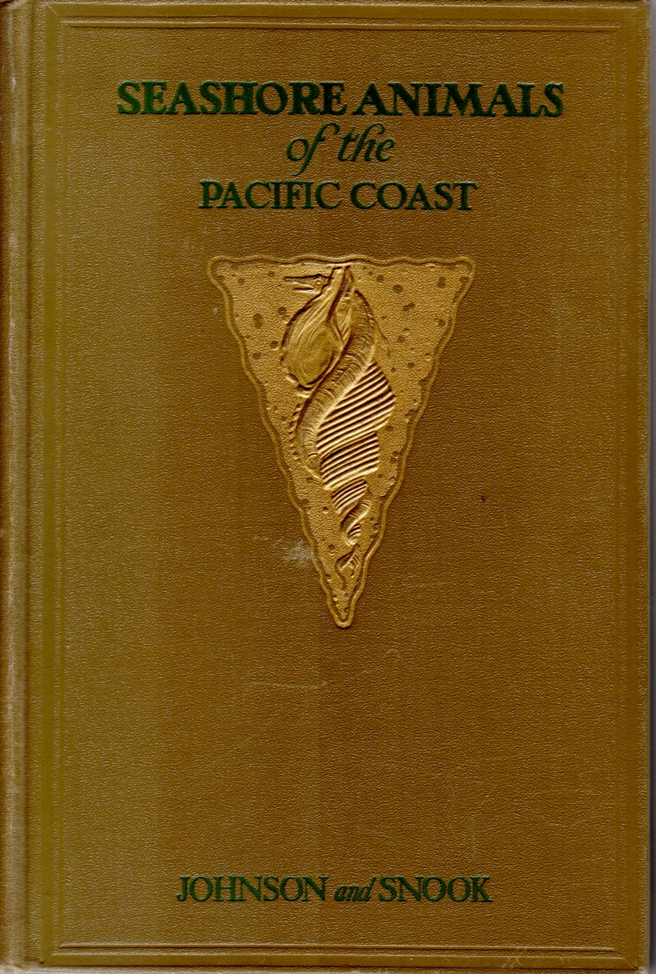 Image for SEASHORE ANIMALS OF THE PACIFIC COAST