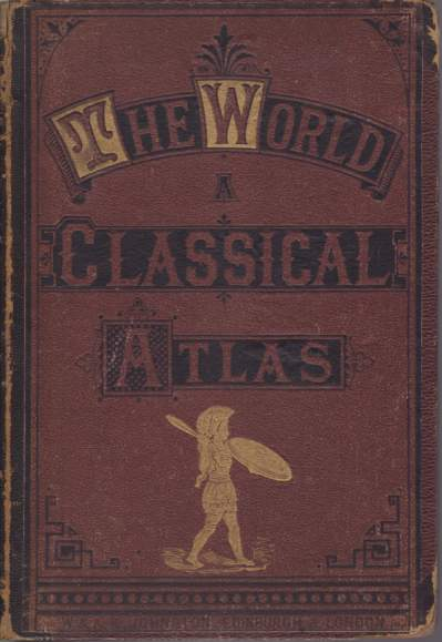 Image for THE WORLD A Classical Atlas
