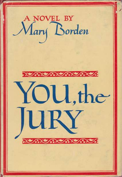 Image for YOU, THE JURY