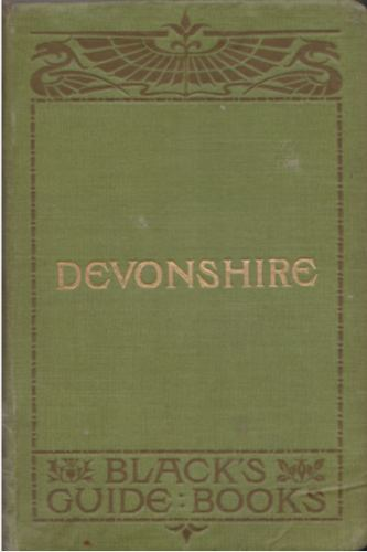 Image for BLACK'S GUIDE TO DEVONSHIRE