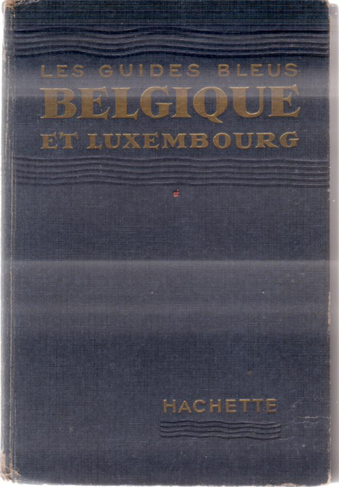 Image for BELGIQUE ET LUXEMBOURG