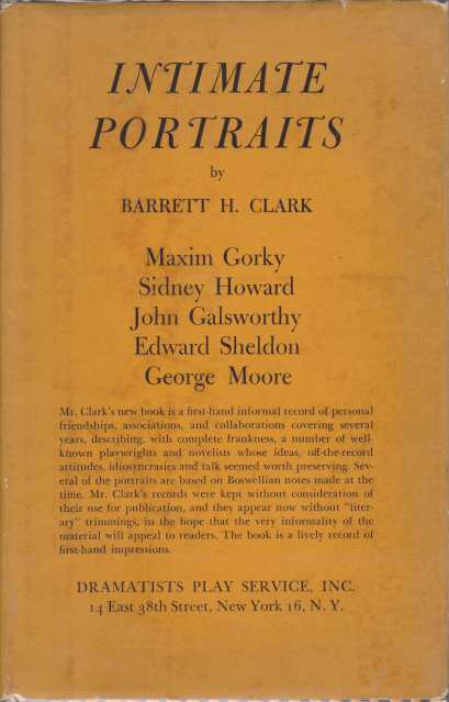 Image for INTIMATE PORTRAITS