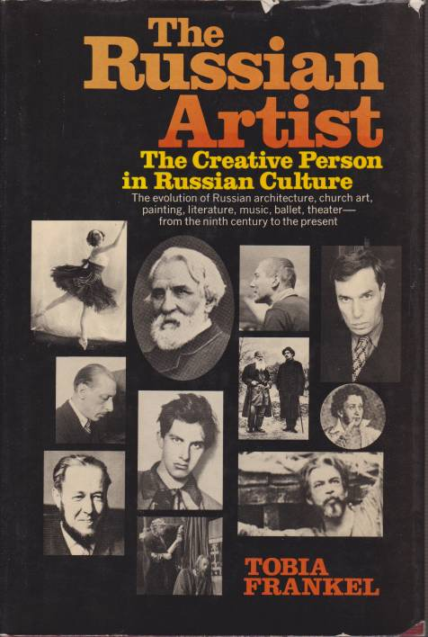 Image for THE RUSSIAN ARTIST The Creative Person in Russian Culture