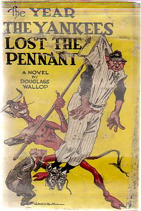 Image for THE YEAR THE YANKEES LOST THE PENNANT A Novel