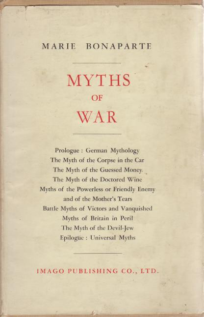 Image for MYTHS OF WAR