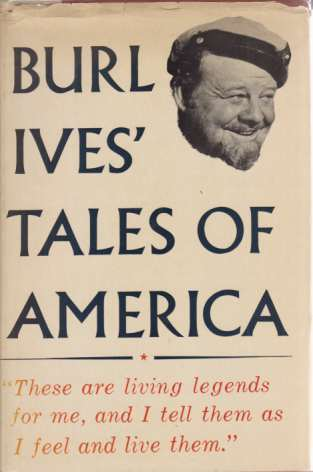 Image for BURL IVES' TALES OF AMERICA