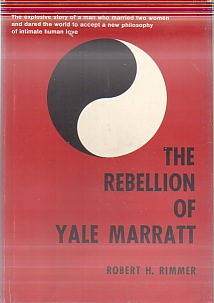 Image for THE REBELLION OF YALE MARRATT