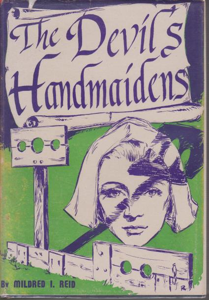 Image for THE DEVIL'S HANDMAIDENS
