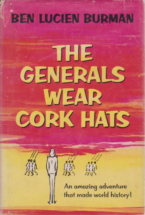 Image for THE GENERALS WORE CORK HATS