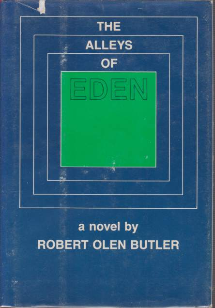Image for THE ALLEYS OF EDEN