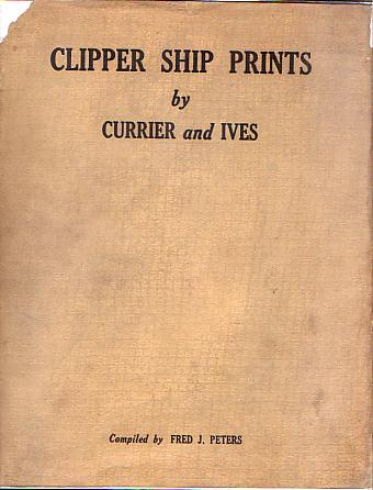 Image for CLIPPER SHIP PRINTS Including Other Merchant Sailing Ships