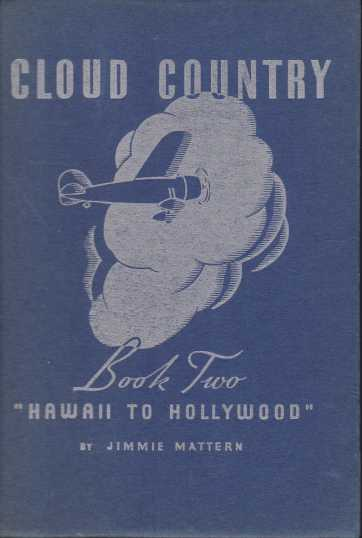 Image for CLOUD COUNTRY Book Two 'hawaii to Hollywood'
