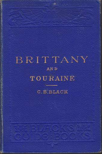Image for TOURAINE AND BRITTANY