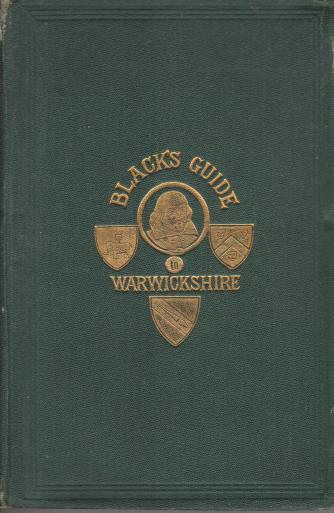 Image for BLACK'S GUIDE TO WARWICKSHIRE
