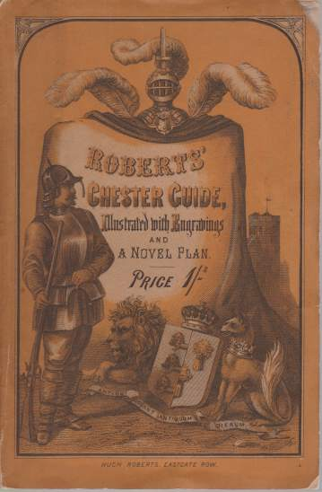 Image for ROBERTS' CHESTER GUIDE