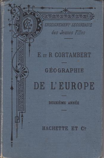 Image for GEOGRAPHIE DE L'EUROPE