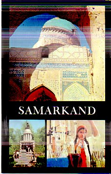 Image for SAMARKAND A Guide Book