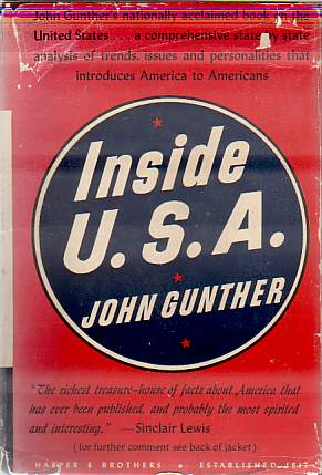 Image for INSIDE U.S.A.