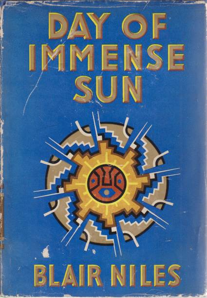 Image for DAY OF THE IMMENSE SUN